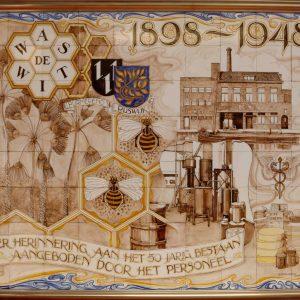 Was de Wit, Geestbrugkade, Rijswijk, 1948