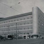 Stationspostkantoor, Waldorpstraat - Rijswijkseweg, jaren 50