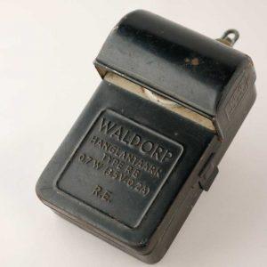 Waldorp Radio, PTT zaklamp, jaren 30